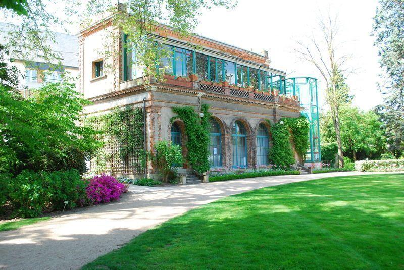 le jardin botanique tours - Jardin Botanique De Tours