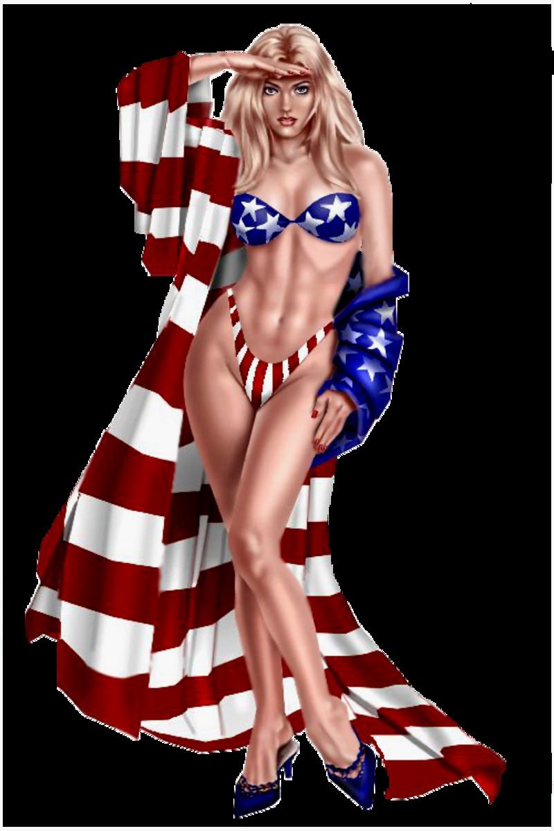 Amerika sexy girls